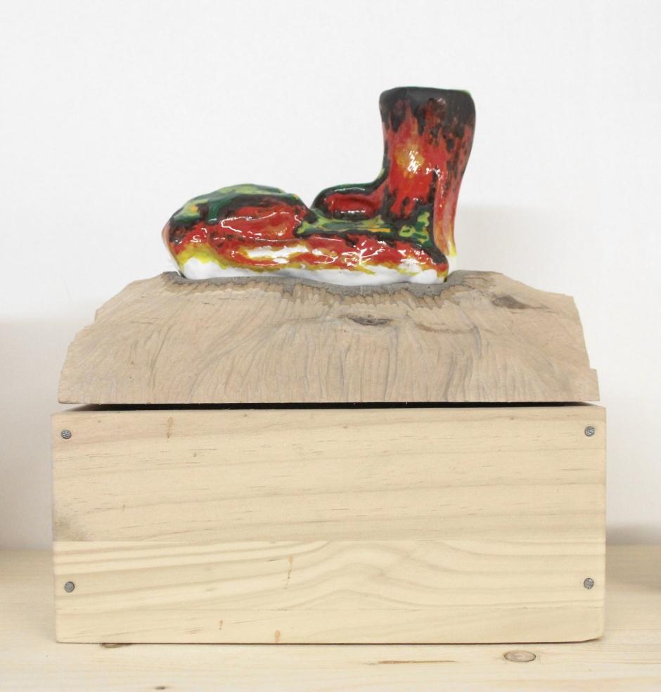 pistochien ceramique boite retouche